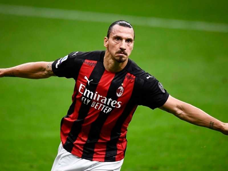 Zlatan Ibrahimovic Ibarat Santa Klaus di AC Milan